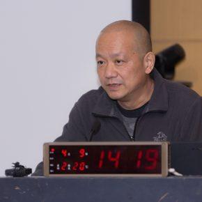 Li Xiaoshan, former President of Hunan Arts Publishing House