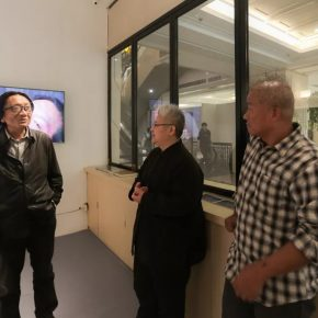 """03 Exhibition View of ONE EXHIBITION 290x290 - One Story in """"ONE EXHIBITION""""—ART WALK: Behind the Scenes was launched in Hui Art Space"""