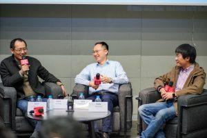 03 JD AI Map Generator, Qiu Zhijie and JD AI Research's He Xiaodong