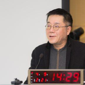 Wang Huangsheng, Professor of Central Academy of Fine Arts