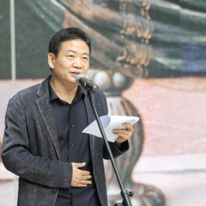 Zhang Zikang, Director of CAFA Art Museum