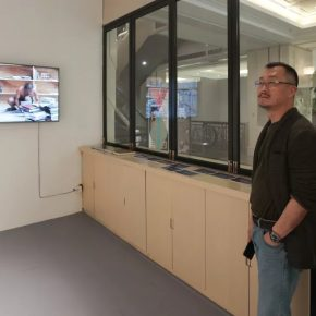 """05 Exhibition View of ONE EXHIBITION 290x290 - One Story in """"ONE EXHIBITION""""—ART WALK: Behind the Scenes was launched in Hui Art Space"""