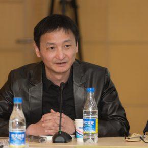 Yang Wei, professor of Fine Arts Academy, Hunan Normal University