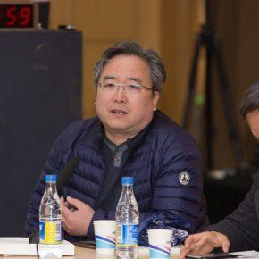Cao Qinghui, Professor of School of Humanities, Central Academy of Fine Arts