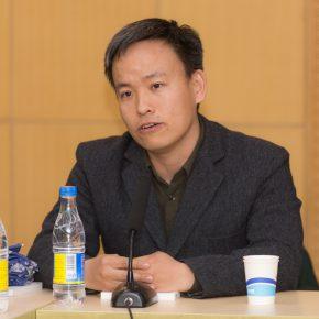 Yu Runsheng, Associate Professor of Department of Art Theory, School of Humanities, Central Academy of Fine Arts
