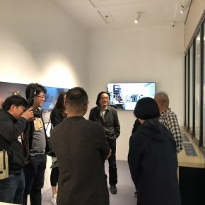 """11 Exhibition View of ONE EXHIBITION 290x290 - One Story in """"ONE EXHIBITION""""—ART WALK: Behind the Scenes was launched in Hui Art Space"""