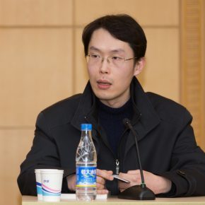 Liu Jinjin, Instructor of Department of Art Theory, School of Humanities, Central Academy of Fine Arts