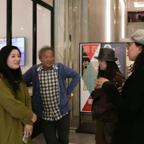 """14 Exhibition View of ONE EXHIBITION 290x290 - One Story in """"ONE EXHIBITION""""—ART WALK: Behind the Scenes was launched in Hui Art Space"""
