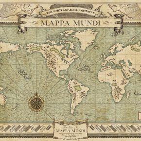 Mappa Mundi Harry Potter Wiki,Wiseacre's Wizarding Equipment
