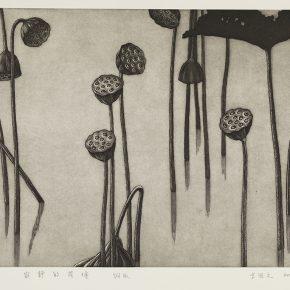 31 Song Yuanwen, Silent Lotus Pond, 2011; monograph, 43.5×59.5cm