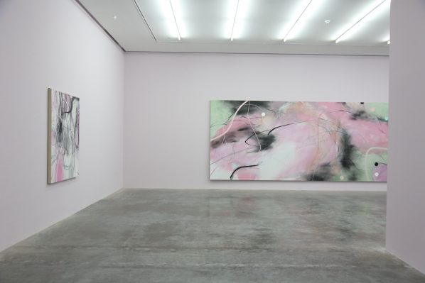 """Exhibition View of Zhou Li Original State of Mind 01 598x399 - White Cube presents """"Zhou Li: Original State of Mind"""" in the UK"""