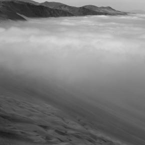 Hélène Binet,Atacama Desert, Chile,2013,digital b/w silver gelatin. Courtesy of the artist & Ammann Gallery.