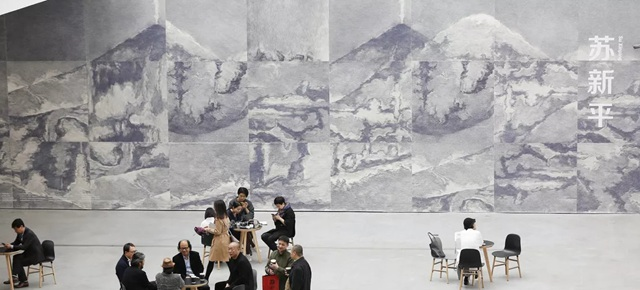 Su Xinping's Solo Exhibition was unveiled at Minsheng Art Museum Beijing
