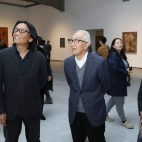 Honored guests visited the exhibition