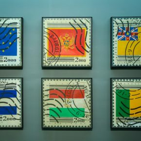 Ren Jian Stamp Collecting
