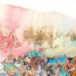 Hu Wei, Autumn Verse, 2018; Painting, 276x378cm