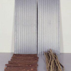 Pagès Bernard, Untitled, 1972; Installation