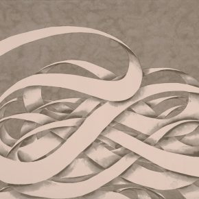 Pan Ying, Work No. 2, Screen Print, 44×66cm