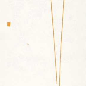 Vera Kekic, Light 2, Screen Print, 95x65cm
