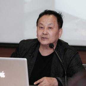 Artist Wang Gongxin