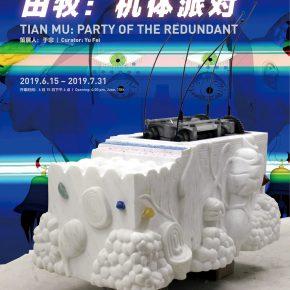 Poster of Tian Mu
