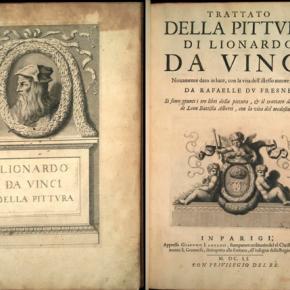 Leonardo da Vinci 'Libro di pittura'