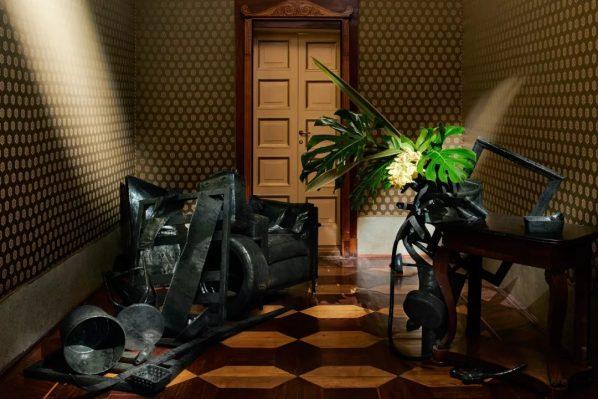 "Andrea Anastasio Eden Furniture、plant 400 × 400 × H150 cm 2018 598x399 - Yuz Museum announces ""Nine Journeys Through Time"" opening on July 2"
