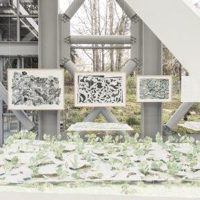 Exhibition Junya Ishigami Freeing Architecture, Fondation Cartier pour l'art contemporain; Photo by Giovanni Emilio Galanello