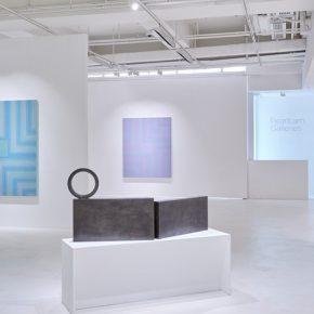 Exhibition View of Quarters