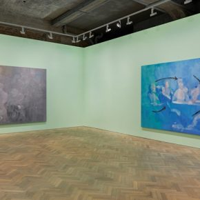 Exhibition view: Xie Nanxing, A Gift Like Kung Pao Chicken, Thomas Dane Gallery, London (5 June–27 July 2019). © Xie Nanxing. Courtesy the artist and Thomas Dane Gallery. Photo: Ben Westoby.