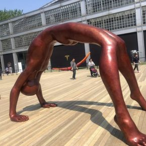 17 Chen Wenling Rainbow 420x260x192cm Bronze 2011 2018 290x290 - The Second Sculpture Projects Pingyao 2019 Reshaping the Historical Significance of this Ancient Town