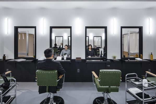 "21 Hair salon 598x400 - The Perception of ""Reality"": The Exhibition ""Leandro Erlich: The Confines of the Great Void"" Commenced"