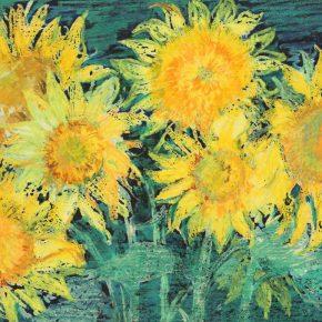 """Sunflower"" Chang Shana 1996"