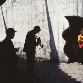 Bruno Barbey, Yu Garden, Shanghai; Photography, 1980, 100×150cm