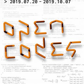 """CAC OpenCodesII Poster A1 s 1 290x290 - Chronus Art Center presents """"Open Codes. Connected Bots"""" in Shanghai"""