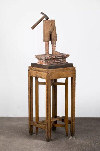 """Ni Youyu Woodcutter 2019 399x598 - Yuz Museum presents Ni Youyu's solo exhibition """"∞"""" in Shanghai"""